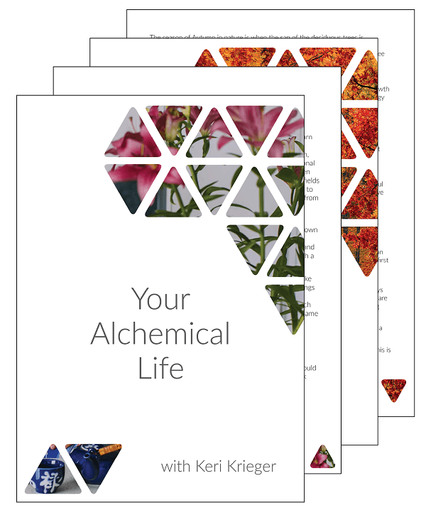 Your Alchemical Life Keri Krieger